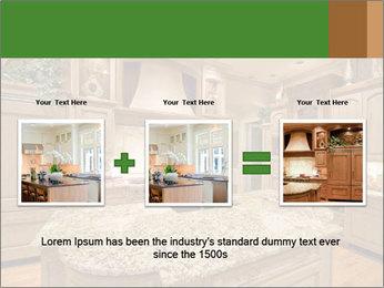 Beautiful Kitchen PowerPoint Template - Slide 22