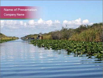National Park PowerPoint Template - Slide 1