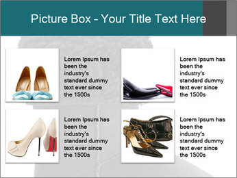 Sheepskin boot PowerPoint Template - Slide 14