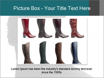 Sheepskin boot PowerPoint Template - Slide 15