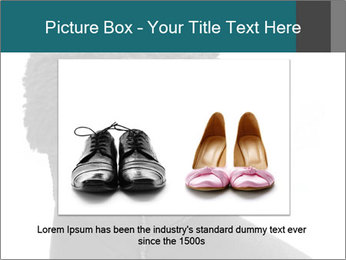 Sheepskin boot PowerPoint Template - Slide 16
