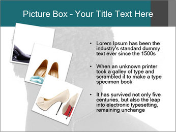 Sheepskin boot PowerPoint Template - Slide 17
