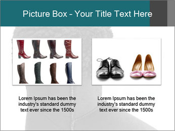 Sheepskin boot PowerPoint Template - Slide 18