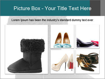 Sheepskin boot PowerPoint Template - Slide 19