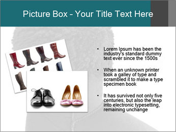 Sheepskin boot PowerPoint Template - Slide 20