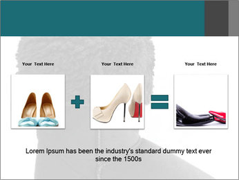 Sheepskin boot PowerPoint Template - Slide 22