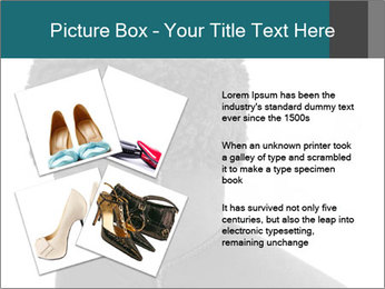 Sheepskin boot PowerPoint Template - Slide 23