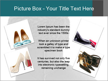 Sheepskin boot PowerPoint Template - Slide 24