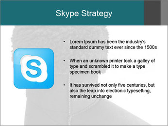 Sheepskin boot PowerPoint Template - Slide 8