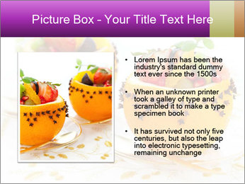Fruit salad PowerPoint Templates - Slide 13
