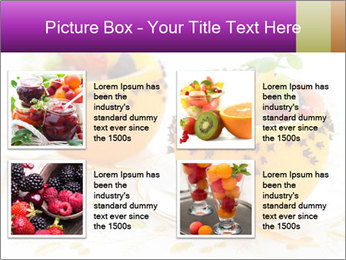 Fruit salad PowerPoint Templates - Slide 14