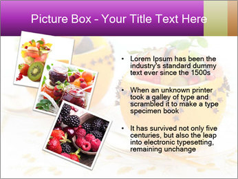 Fruit salad PowerPoint Templates - Slide 17