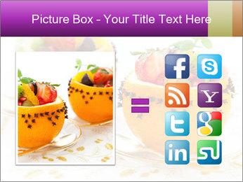 Fruit salad PowerPoint Templates - Slide 21