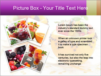 Fruit salad PowerPoint Templates - Slide 23