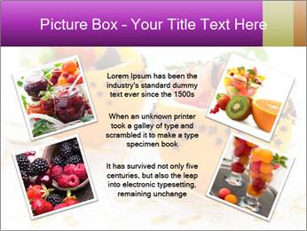 Fruit salad PowerPoint Templates - Slide 24
