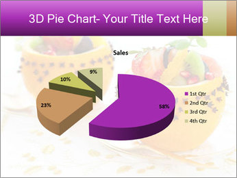 Fruit salad PowerPoint Templates - Slide 35