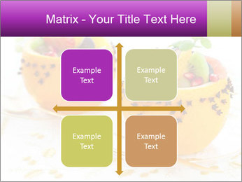 Fruit salad PowerPoint Templates - Slide 37