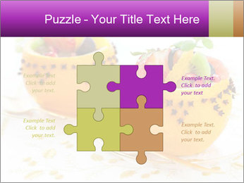 Fruit salad PowerPoint Templates - Slide 43