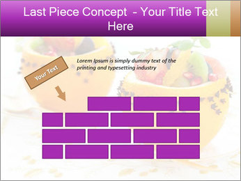 Fruit salad PowerPoint Templates - Slide 46
