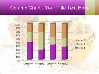 Fruit salad PowerPoint Templates - Slide 50