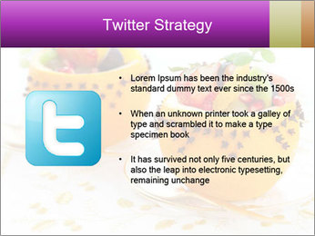 Fruit salad PowerPoint Templates - Slide 9