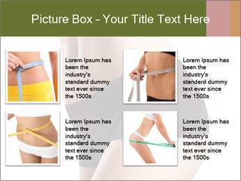 Fit Woman PowerPoint Template - Slide 14