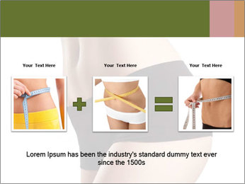 Fit Woman PowerPoint Template - Slide 22