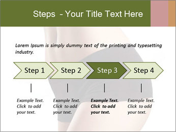 Fit Woman PowerPoint Template - Slide 4