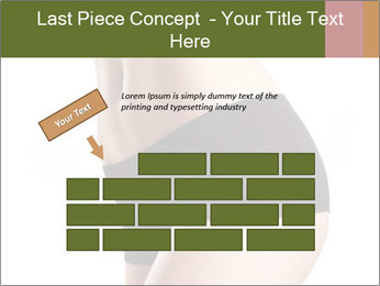 Fit Woman PowerPoint Template - Slide 46