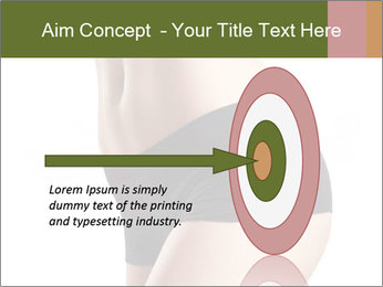 Fit Woman PowerPoint Templates - Slide 83