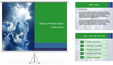 0000091811 PowerPoint Template