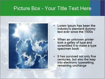 Bright sun PowerPoint Template - Slide 13