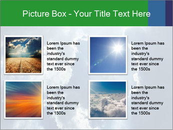 Bright sun PowerPoint Templates - Slide 14