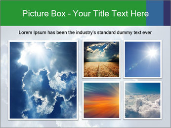 Bright sun PowerPoint Template - Slide 19