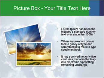 Bright sun PowerPoint Template - Slide 20