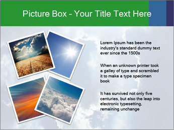 Bright sun PowerPoint Template - Slide 23
