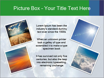 Bright sun PowerPoint Template - Slide 24