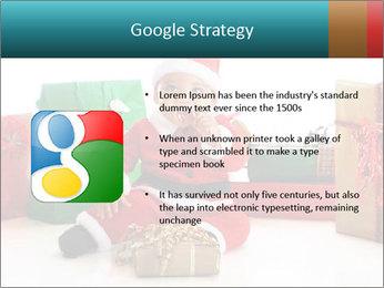 Baby Santa PowerPoint Template - Slide 10