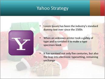 Baby Santa PowerPoint Template - Slide 11