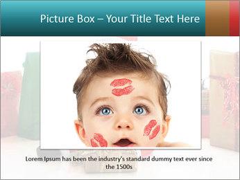 Baby Santa PowerPoint Template - Slide 15
