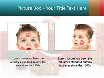 Baby Santa PowerPoint Template - Slide 18