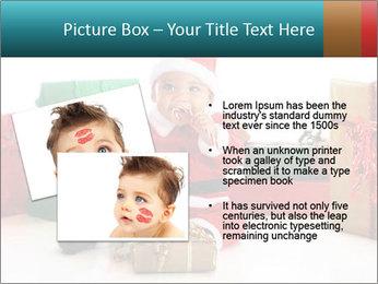 Baby Santa PowerPoint Template - Slide 20