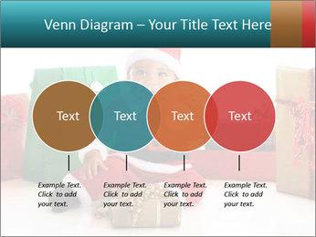 Baby Santa PowerPoint Template - Slide 32
