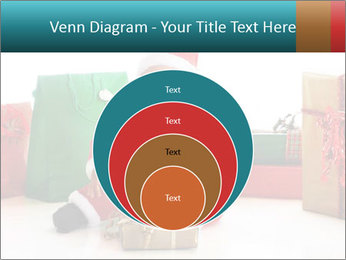 Baby Santa PowerPoint Template - Slide 34