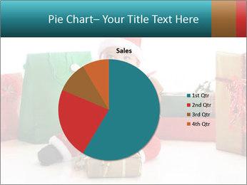 Baby Santa PowerPoint Template - Slide 36