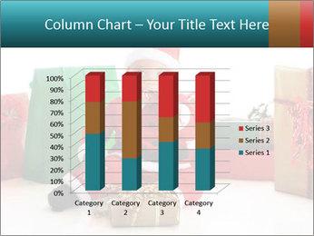 Baby Santa PowerPoint Template - Slide 50