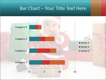 Baby Santa PowerPoint Template - Slide 52