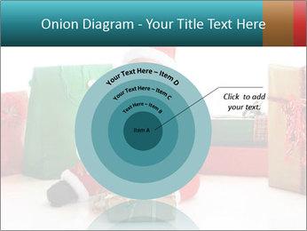 Baby Santa PowerPoint Template - Slide 61