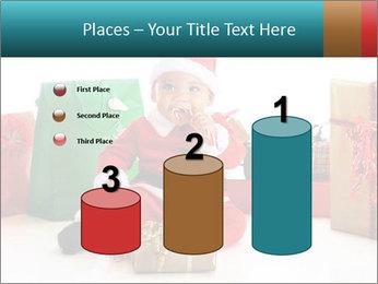Baby Santa PowerPoint Template - Slide 65