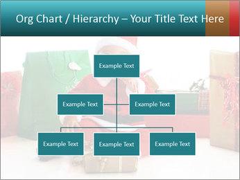 Baby Santa PowerPoint Template - Slide 66